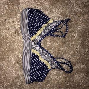 Athleta bathing suit top